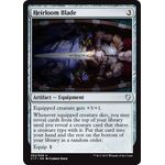 Heirloom Blade - Commander 2017 - Magic the Gathering - Big Orbit Cards