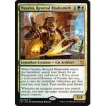 Nazahn, Revered Bladesmith (foil) - Commander 2017 - Magic the Gathering - Big Orbit Cards