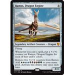 Ramos, Dragon Engine (Foil) - Commander 2017 - Magic the Gathering - Big Orbit Cards