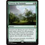 Traverse the Outlands - Commander 2017 - Magic the Gathering - Big Orbit Cards