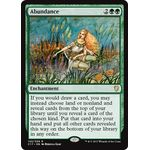 Abundance - Commander 2017 - Magic the Gathering - Big Orbit Cards