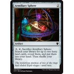 Armillary Sphere - Commander 2017 - Magic the Gathering - Big Orbit Cards