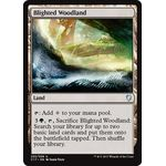 Blighted Woodland - Commander 2017 - Magic the Gathering - Big Orbit Cards