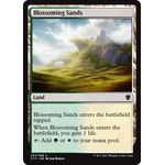 Blossoming Sands - Commander 2017 - Magic the Gathering - Big Orbit Cards
