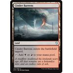 Cinder Barrens - Commander 2017 - Magic the Gathering - Big Orbit Cards