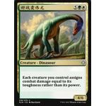 Belligerent Brontodon - Ixalan - Magic the Gathering - Big Orbit Cards