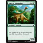 Ancient Brontodon - Ixalan - Magic the Gathering - Big Orbit Cards