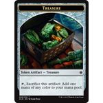 Treasure Token - Ixalan - Magic the Gathering - Big Orbit Cards