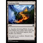 Evolving Wilds - Iconic Masters - Magic the Gathering - Big Orbit Cards