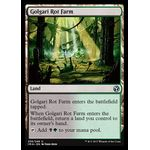 Golgari Rot Farm - Iconic Masters - Magic the Gathering - Big Orbit Cards