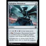 Kolaghan Monument - Iconic Masters - Magic the Gathering - Big Orbit Cards