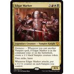 Edgar Markov [Oversized Foil] - Commander 2017 - Magic the Gathering - Big Orbit Cards