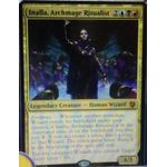 Inalla, Archmage Ritualist [Oversized Foil] - Commander 2017 - Magic the Gathering - Big Orbit Cards
