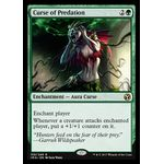 Curse of Predation (Foil) - Iconic Masters - Magic the Gathering - Big Orbit Cards