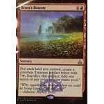 Brass's Bounty - Rivals of Ixalan - Magic the Gathering - Big Orbit Cards