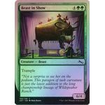 Beast in Show (Thragtusk) (Foil) - Unstable - Magic the Gathering - Big Orbit Cards