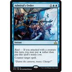 Admiral's Order - Rivals of Ixalan - Magic the Gathering - Big Orbit Cards