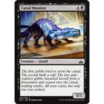 Canal Monitor - Rivals of Ixalan - Magic the Gathering - Big Orbit Cards