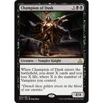 Champion of Dusk - Rivals of Ixalan - Magic the Gathering - Big Orbit Cards