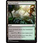 Foul Orchard - Rivals of Ixalan - Magic the Gathering - Big Orbit Cards