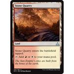 Stone Quarry - Rivals of Ixalan - Magic the Gathering - Big Orbit Cards