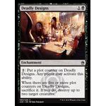 Deadly Designs - Masters 25 - Magic the Gathering - Big Orbit Cards