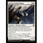 Daring Archaeologist - Dominaria - Magic the Gathering - Big Orbit Cards