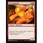 Fire Elemental (Foil) - Dominaria - Magic the Gathering - Big Orbit Cards