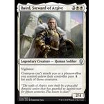 Baird, Steward of Argive (Prerelease) - Dominaria - Magic the Gathering - Big Orbit Cards