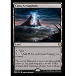 Cabal Stronghold - Dominaria - Magic the Gathering - Big Orbit Cards