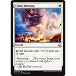 Qilin's Blessing - Global Series: Jiang Yanggu & Mu Yanling - Magic the Gathering - Big Orbit Cards