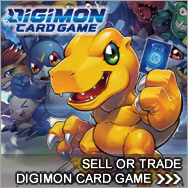 Sell Digimon Card Game cards - Digimon Buylist
