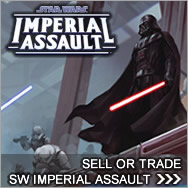 Sell Star Wars Imperial Assault Components - Star Wars Imperial Assault Buylist
