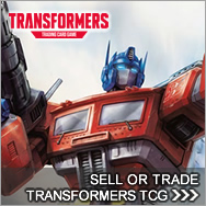 Sell Transformers cards - Transformers Buylist